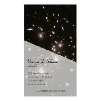 Hubble Frontier Field Abell 2744 Business Cards