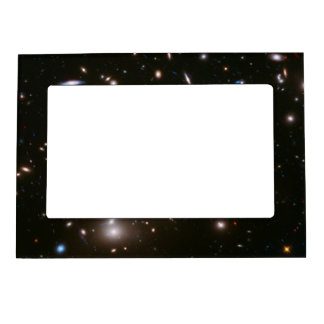 Hubble Frontier Field Abell 2744 Magnetic Photo Frame