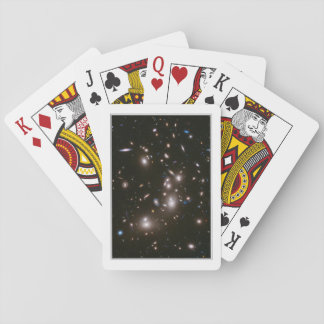 Hubble Frontier Field Abell 2744 Playing Cards