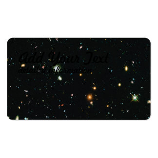 Hubble Frontier Field Abell 2744-Parallel Double-Sided Standard Business Cards (Pack Of 100)