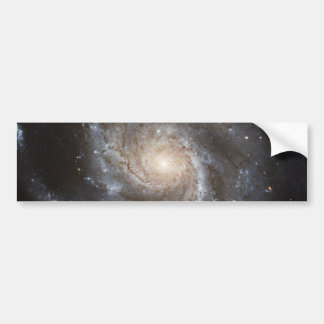 Hubble Galactic Image on Every Day Products Bumper Sticker