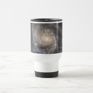 Hubble Galactic Image on Every Day Products Travel Mug