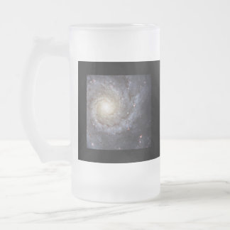 "Hubble ""grand design spiral galaxy"" space mug"