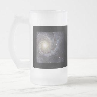 "Hubble ""grand design spiral galaxy"" space mug"