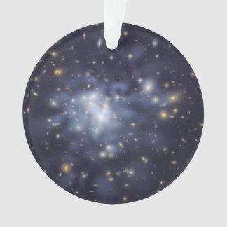Hubble Helps Astronomers Map Dark Matter