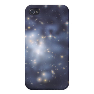 Hubble Helps Astronomers Map Dark Matter Cover For iPhone 4