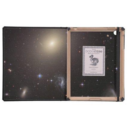 Hubble Illuminates Cluster of Diverse Galaxies iPad Cover
