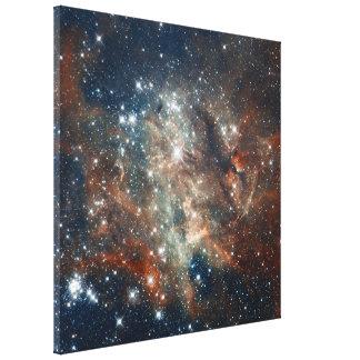 Hubble Image Stretched Canvas Prints