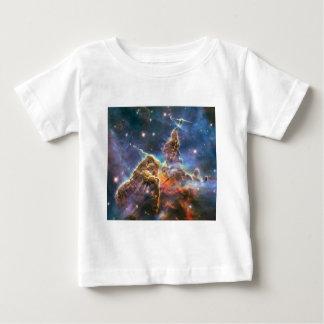 Hubble Image Deep Space Nebula Baby T-Shirt