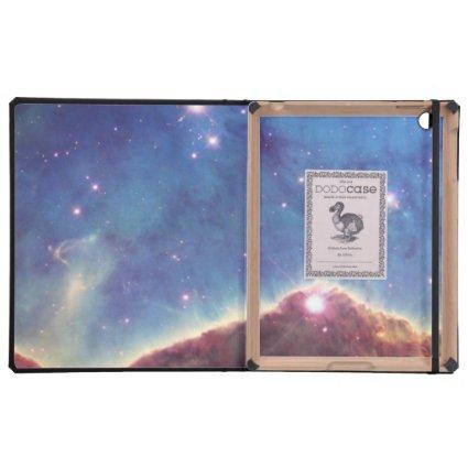 Hubble Image of NGC 3324 iPad Case