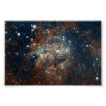 Hubble Image Poster
