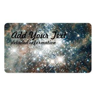 Hubble Images 30 Doradus- Hodge 301 Business Card Template