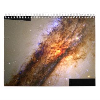Hubble Images Calendar
