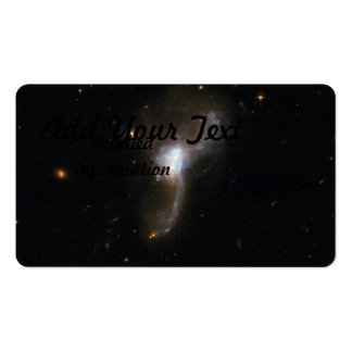 Hubble Interacting Galaxy ESO 148-2 .ai Business Card Template