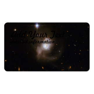 Hubble Interacting Galaxy ESO 239-2 Business Card