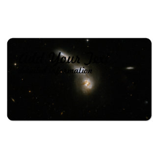 Hubble Interacting Galaxy ESO 255-7 Business Card