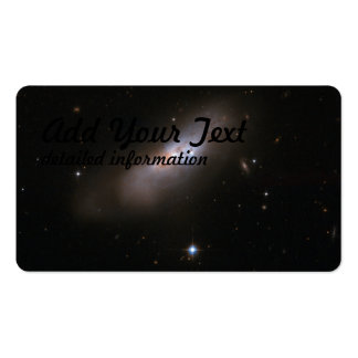 Hubble Interacting Galaxy ESO 507-70 Business Card Templates