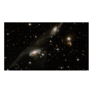 Hubble Interacting Galaxy ESO 69-6 Business Cards
