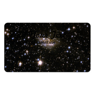 Hubble Interacting Galaxy ESO 99-4.ai Business Card Templates