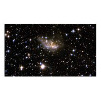 Hubble Interacting Galaxy ESO 99-4 Business Card Templates
