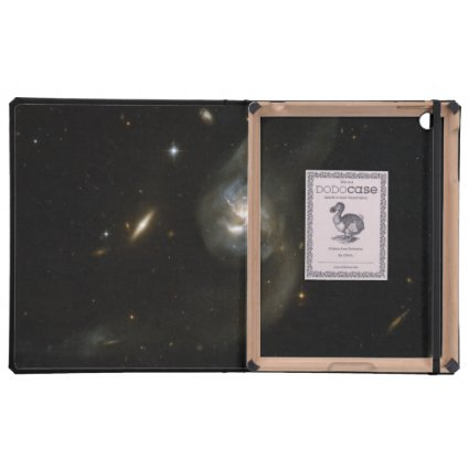 Hubble Interacting Galaxy NGC 6090 Cover For iPad