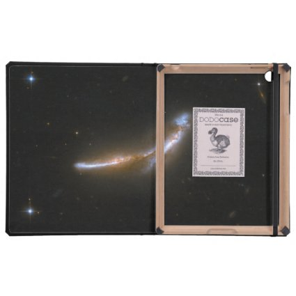Hubble Interacting Galaxy NGC 6670 Cases For iPad