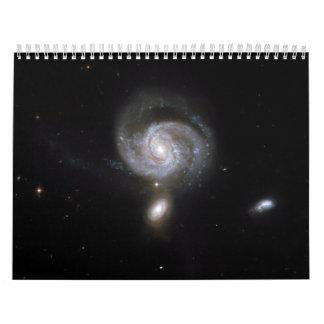 Hubble Interacting Galaxy NGC 7674 Calendars