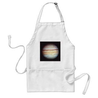 Hubble Jupiter Aprons
