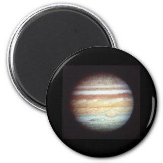 Hubble Júpiter Imán Redondo 5 Cm