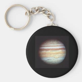 Hubble Jupiter Keychain
