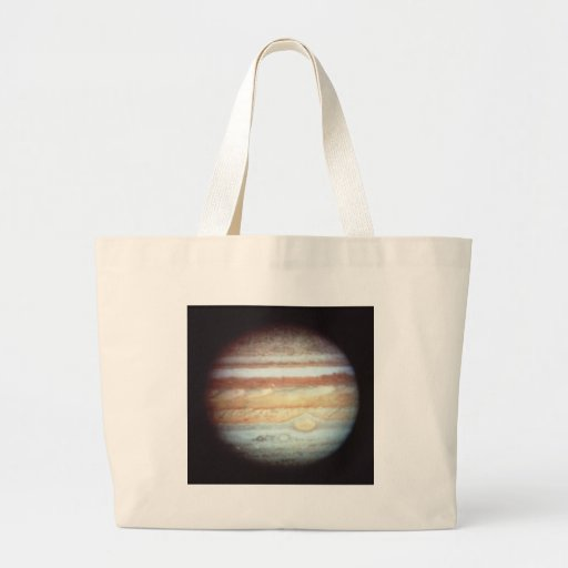 Hubble Jupiter Tote Bags