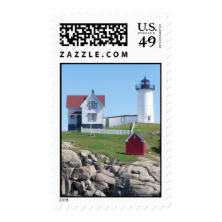 Hubble Lighthouse Postage Stamps