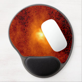 Hubble Measures Velocity of Gas Orbiting Gel Mouse Mat