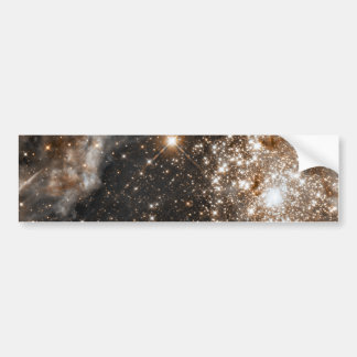 Hubble Observes the Large Magellanic Cloud's Bumper Sticker