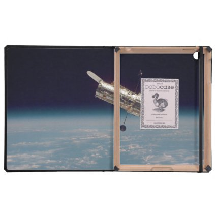Hubble over Earth 3 Covers For iPad