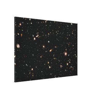 Hubble Reaches Canvas Print