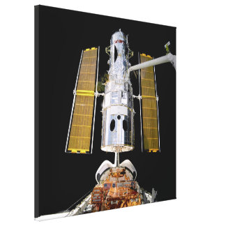 Hubble Redeployment Gallery Wrapped Canvas