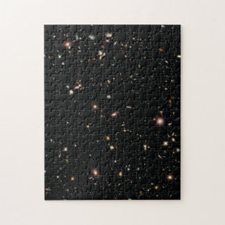 Hubble s Deepest View of Universe Unveils Never-Be Puzzle