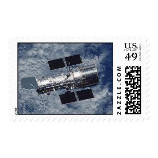 Hubble Space Telescope 2 (medium) Postage Stamp