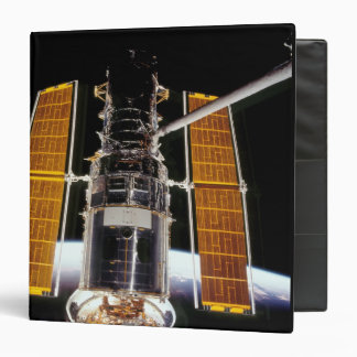 Hubble Space Telescope 3 Ring Binder