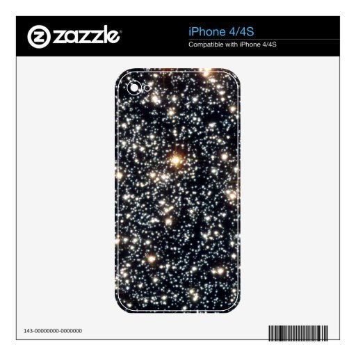 Hubble Space Telescope (ACS) Image of 47 Tucanae Skin For The iPhone 4S