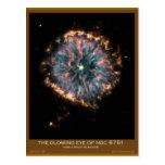 Hubble Space Telescope Amazing Photographs Post Card