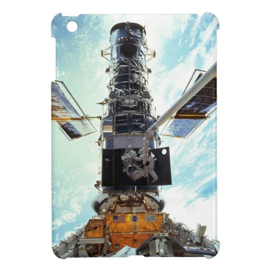 Hubble Space Telescope and astronauts Case For The iPad Mini