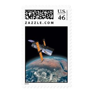 Hubble Space Telescope Astronomy Postage