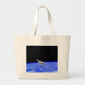 hubble space telescope atmosphere science canvas bags