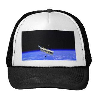 hubble space telescope atmosphere science trucker hat