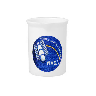 Hubble Space Telescope(HST) Drink Pitcher