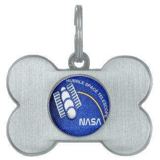 Hubble Space Telescope(HST) Pet Tag
