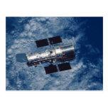 Hubble Space Telescope HST Postcard