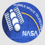 Hubble Space Telescope (HST) Stickers